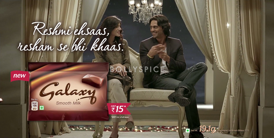 13nov Arjun GalaxyChocolate03 Arjun Rampal   The Chocolate Boy