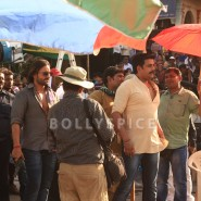 13nov BullettRaja BTS05 185x185 Bullett Raja: More from Saif Ali Khan plus Behind the Scenes and Movie Stills
