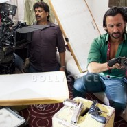 13nov BullettRaja BTS15 185x185 Bullett Raja: More from Saif Ali Khan plus Behind the Scenes and Movie Stills