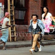 13nov BullettRaja Stills18 185x185 Bullett Raja: More from Saif Ali Khan plus Behind the Scenes and Movie Stills
