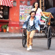 13nov BullettRaja Stills19 185x185 Bullett Raja: More from Saif Ali Khan plus Behind the Scenes and Movie Stills