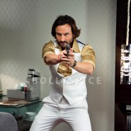 13nov BullettRaja Stills20 185x185 Bullett Raja: More from Saif Ali Khan plus Behind the Scenes and Movie Stills