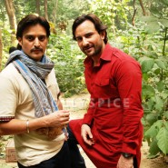 13nov BullettRaja Stills24 185x185 Bullett Raja: More from Saif Ali Khan plus Behind the Scenes and Movie Stills