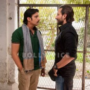 13nov BullettRaja Stills25 185x185 Bullett Raja: More from Saif Ali Khan plus Behind the Scenes and Movie Stills
