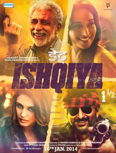 13nov DedhIshqiya Poster01 228x300 REFLECTIONS 2013: Sequels to look forward to in 2014