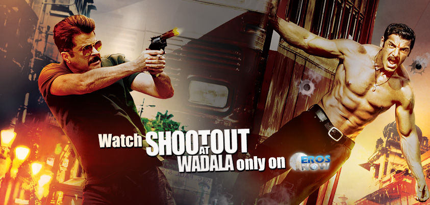 13nov ErosNow SAW Eros Now releases Shootout At Wadala online!