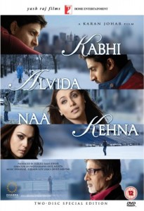 13nov FM32 KANK01 205x300 FRAMING MOVIES: Take Thirty two: Kabhi Alvida Naa Kehna (2006)