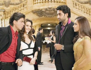 13nov FM32 KANK02 300x230 FRAMING MOVIES: Take Thirty two: Kabhi Alvida Naa Kehna (2006)