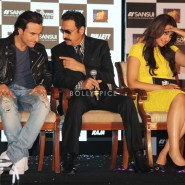 13nov GulshanGrover BullettRaja04 185x185 In Pictures: Cast of Bullett Raja at a Special Event and Press Meet!