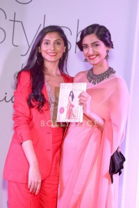 13nov PerniaQureshi SonamKapoor 200x300 Three leading Indian charities host fashion show