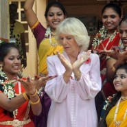13nov PrinceCharlesCamillaIndia07 185x185 Prince Charles and the Duchess of Cornwall's Trip to India has more than one message