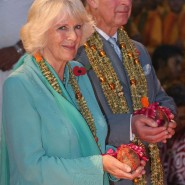 13nov PrinceCharlesCamillaIndia21 185x185 Prince Charles and the Duchess of Cornwall's Trip to India has more than one message