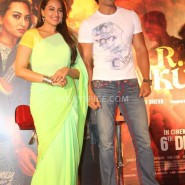 13nov RRajkumar KadduTrailer2 22 185x185 Sonakshi, Prabhu Deva, Sonu Sood launch Kaddu Katega song and R…Rajkumar 2nd trailer