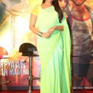 13nov RRajkumar KadduTrailer2 23 185x185 Sonakshi, Prabhu Deva, Sonu Sood launch Kaddu Katega song and R…Rajkumar 2nd trailer