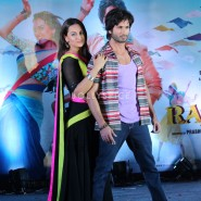 13nov RRajkumar MusicLaunch01 185x185 Shahid and Sonakshi launch R…Rajkumar's music