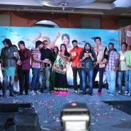 13nov RRajkumar MusicLaunch03 185x185 Shahid and Sonakshi launch R…Rajkumar's music