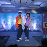 13nov RRajkumar MusicLaunch04 185x185 Shahid and Sonakshi launch R…Rajkumar's music