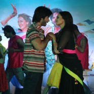 13nov RRajkumar MusicLaunch11 185x185 Shahid and Sonakshi launch R…Rajkumar's music