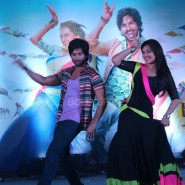 13nov RRajkumar MusicLaunch14 185x185 Shahid and Sonakshi launch R…Rajkumar's music