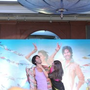 13nov RRajkumar MusicLaunch21 185x185 Shahid and Sonakshi launch R…Rajkumar's music