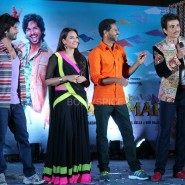 13nov RRajkumar MusicLaunch51 185x185 Shahid and Sonakshi launch R…Rajkumar's music