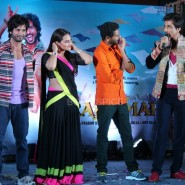 13nov RRajkumar MusicLaunch52 185x185 Shahid and Sonakshi launch R…Rajkumar's music