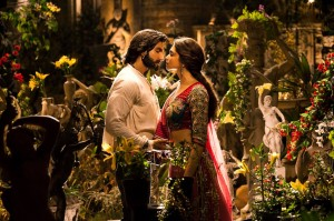 13nov Ramleela Erosintrvw01 300x199 When Ram and Leela met Bhansali – Deepika and Ranveer talk about working with the genius filmmaker