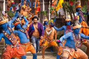 13nov Ranveer RamLeela06 300x199 Ranveer Singh: I was born to be a Bhansali Hero! An exclusive on all things Goliyon Ki Raasleela Ram leela!