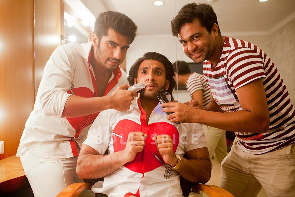 13nov RanveerMovember02 Ranveer Singhs Movember ends!