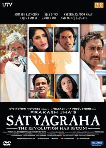 13nov Satyagraha DVDrelease 214x300 Reliance Home Video & Games releases Satyagraha on DVD & VCD