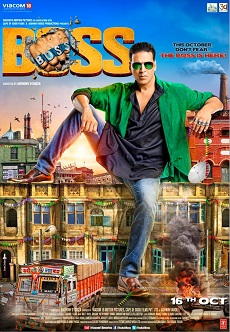 13nov bossiraq Akshay Kumars Boss to release in Iraq