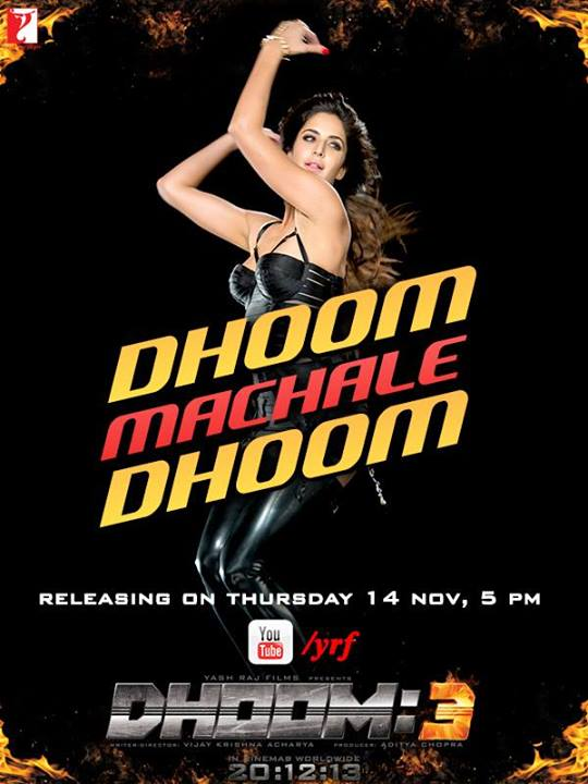 KatrinaKaifshoommachaledhoomd3 Get Ready for Dhoom Machale Dhoom Katrina Style!