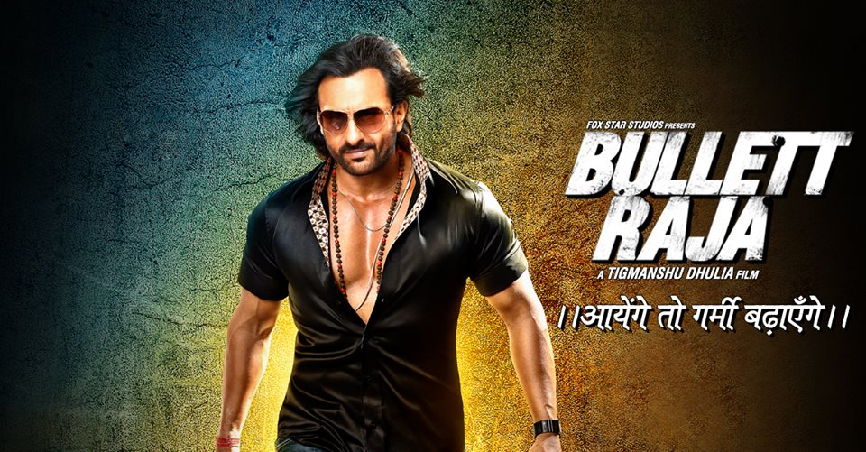bullettraja1 Saif Ali Khan: Bullett Raja is a rather entertaining take on a mafia guy