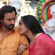 bullettrajabts4 185x185 Bullett Raja: More from Saif Ali Khan plus Behind the Scenes and Movie Stills