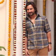 bullettrajabts9 185x185 Bullett Raja: More from Saif Ali Khan plus Behind the Scenes and Movie Stills