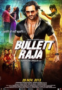 bullettrajaposter 207x300 Bullett Raja Movie Review