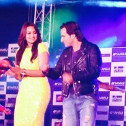 bullettrajapressmeet4 185x185 In Pictures: Cast of Bullett Raja at a Special Event and Press Meet!