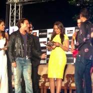 bullettrajapressmeet8 185x185 In Pictures: Cast of Bullett Raja at a Special Event and Press Meet!