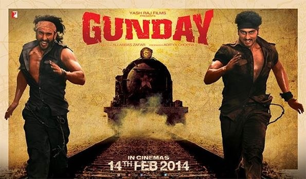 image Just In!  Gunday Teaser Check out Arjun & Ranveer