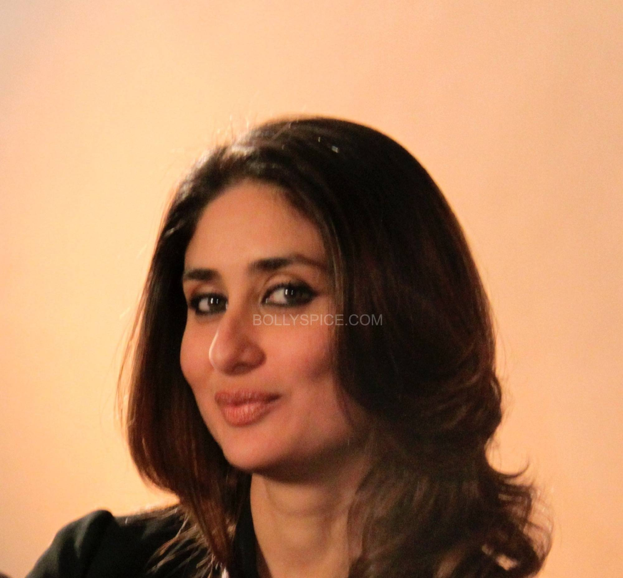 "imrankareenagtpmlondon5 ""If I had my own way I would tell everybody don't see any other movie this year apart from this""   Kareena and Imran talk Gori Tere Pyaar Mein"