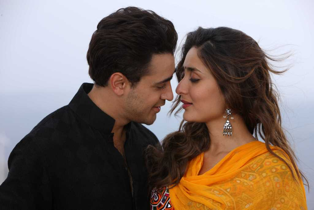 naina compressed Imran romances Kareena in the new song Naina   Gori Tere Pyaar Mein