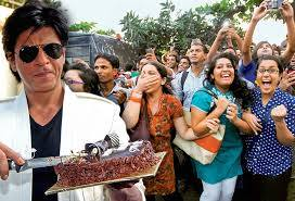 randpsrkbirthday4 The Bollywood Show with Raj&Pablo Celebrates the birthday of King Khan in Style