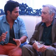 robertdeniroanupamkheractorpreparesvisit13 185x185 Hollywood Screen Legend Robert De Niros Special Visit to Anupam Khers Actor Prepares