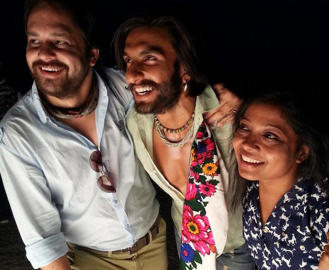 Ram leela Exclusive! Writers Siddharth and Garima: It was a great experience working with a man who understands the importance and depth of every written word.