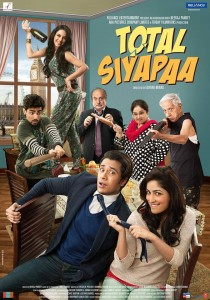 totalsiyapaa 210x300 Release date postponed for Total Siyapaa