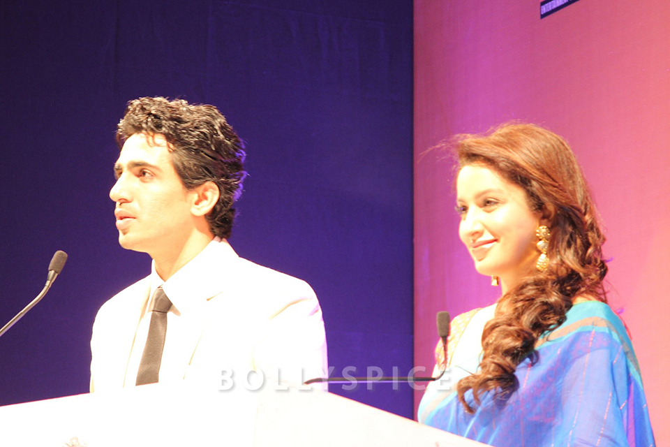 13dec GulshanDevaiahIFFIGoa01 Gulshan Devaiah in a new avatar – hosts 44th IFFI festival in Goa