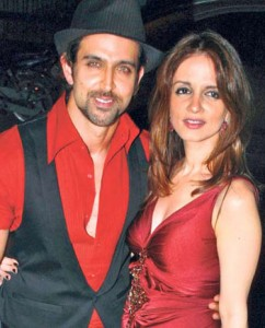 13dec HrithikSussanne 242x300 Hrithik Roshan officially announces separation from wife Sussanne
