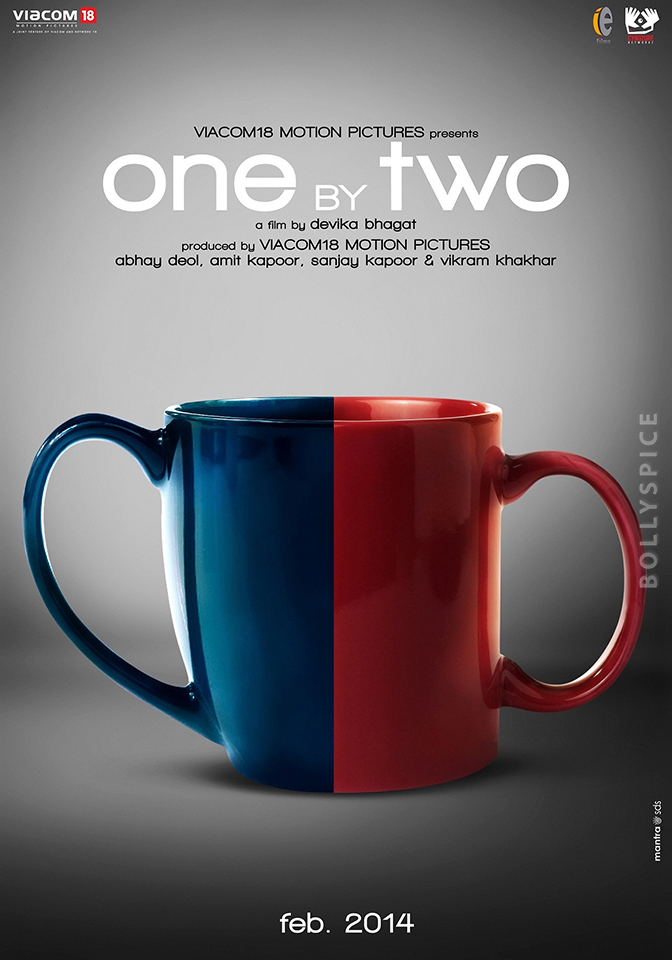 13dec OnebyTwo poster02 First Look: One by Two