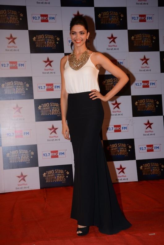 Who s hot who s not big star entertainment awards 2013