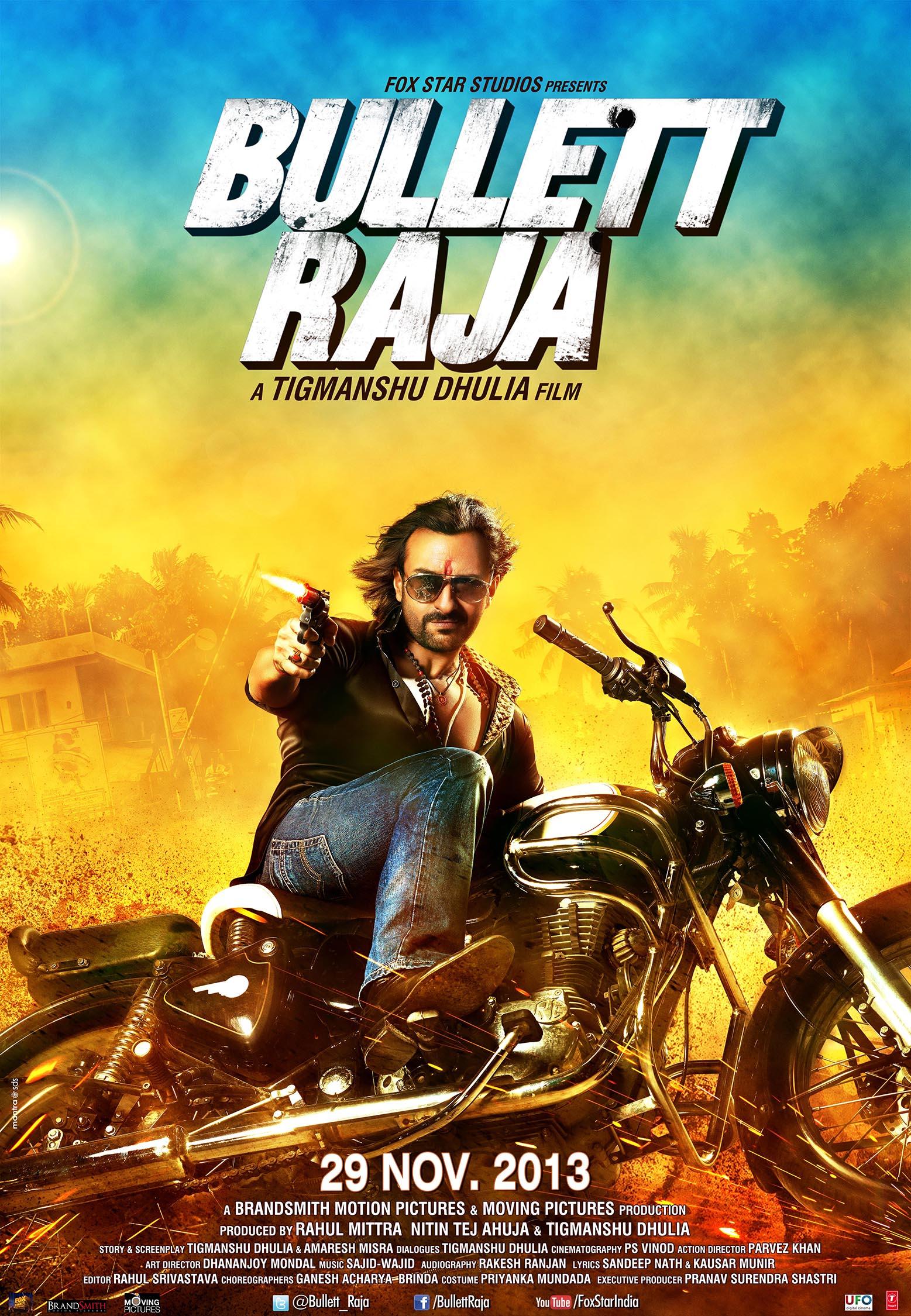 Bullet Raja 2013 Hindi Movie Songs Mp3 Download Songs pk